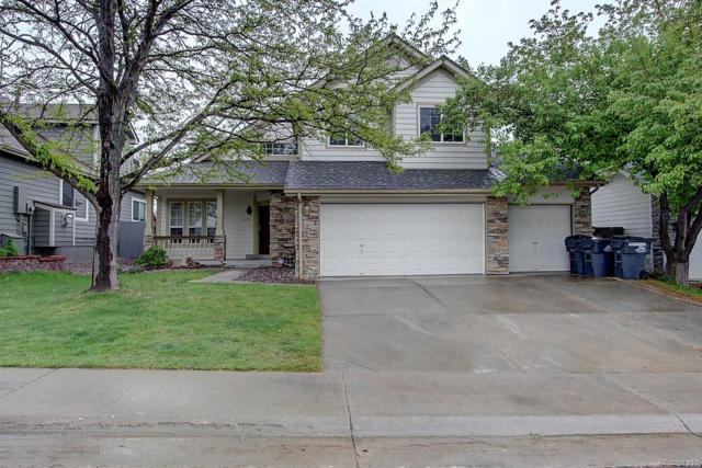 13992 E Hampden Place, Aurora, CO 80014 (MLS #1797493) :: 8z Real Estate