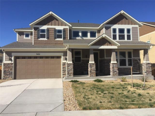 3421 E 143rd Drive, Thornton, CO 80602 (MLS #1797586) :: 8z Real Estate