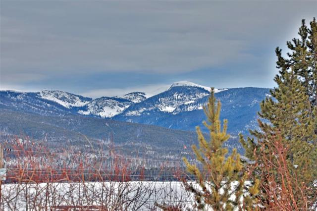 321 County Road 465, Grand Lake, CO 80447 (MLS #1797749) :: 8z Real Estate