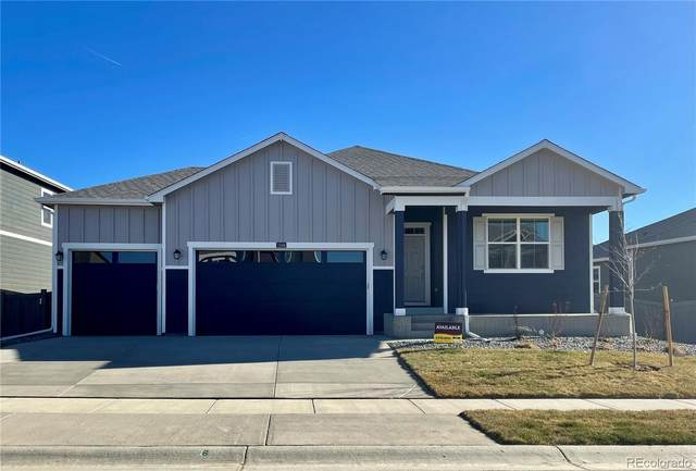1244 Vantage Parkway, Berthoud, CO 80513 (#1797817) :: The HomeSmiths Team - Keller Williams