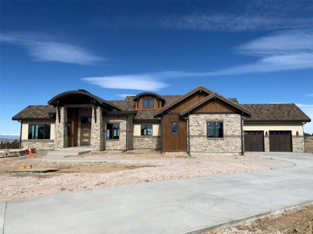8589 Lost Reserve Court, Parker, CO 80134 (#1798047) :: The DeGrood Team
