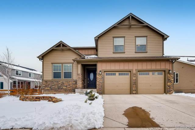 15622 Lake Mist Drive, Monument, CO 80132 (#1798269) :: Re/Max Structure