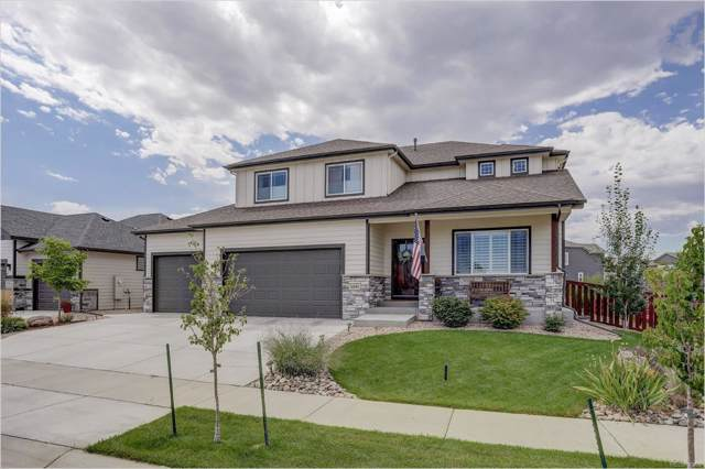 5891 Sunny Crest Drive, Timnath, CO 80547 (#1798378) :: The DeGrood Team