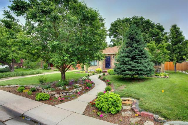 930 Holly Street, Denver, CO 80220 (MLS #1798620) :: Keller Williams Realty