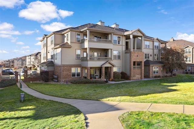 12824 Ironstone Way #202, Parker, CO 80134 (#1798775) :: Realty ONE Group Five Star
