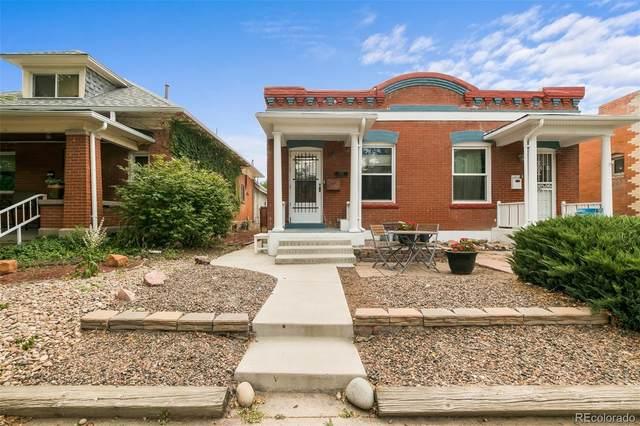 1023 S Clarkson Street, Denver, CO 80209 (#1798833) :: Berkshire Hathaway Elevated Living Real Estate