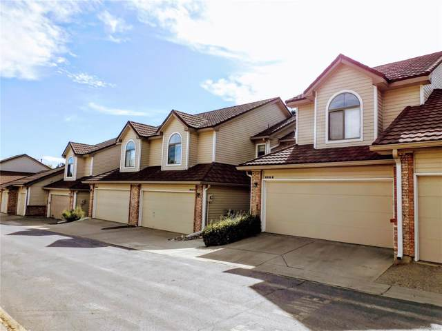 5910 S Jellison Street D, Littleton, CO 80123 (#1799146) :: The Gilbert Group