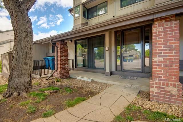 10632 W Florida Avenue D, Lakewood, CO 80232 (MLS #1799170) :: 8z Real Estate