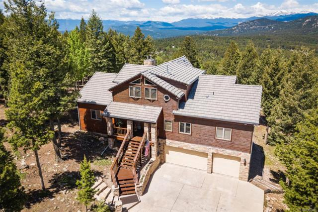 12401 Richmond Court, Conifer, CO 80433 (#1799486) :: The Galo Garrido Group