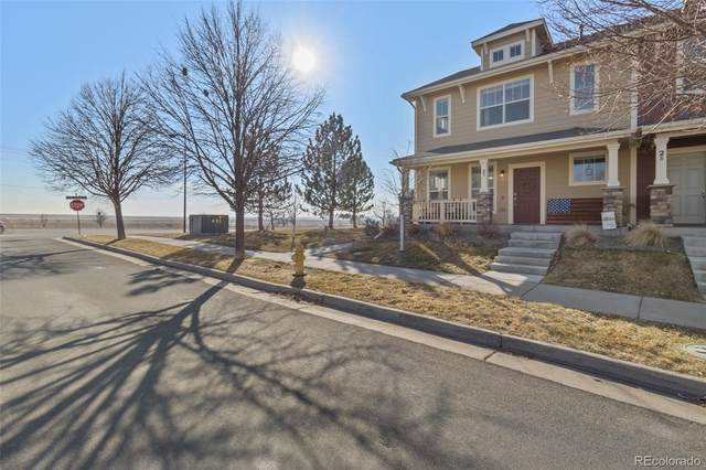 15612 E 96th Way 2A, Commerce City, CO 80022 (#1799575) :: Hudson Stonegate Team