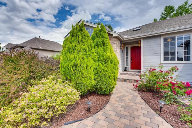 10650 Clarke Farms Drive, Parker, CO 80134 (MLS #1799678) :: 8z Real Estate