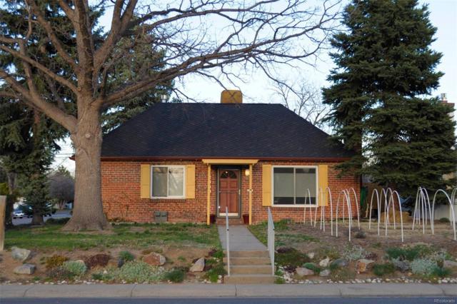 2360 Niagara Street, Denver, CO 80207 (#1799691) :: The DeGrood Team