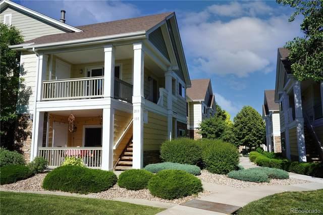 4775 Hahns Peak Drive #203, Loveland, CO 80538 (MLS #1799994) :: Wheelhouse Realty