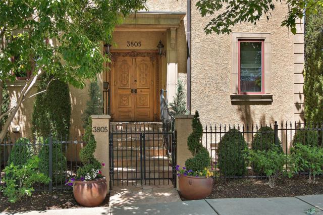 3805 E 2nd Avenue, Denver, CO 80206 (#1800005) :: Bring Home Denver