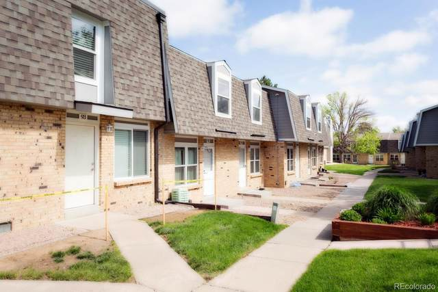1486 S Pierson Street #93, Lakewood, CO 80232 (MLS #1800039) :: 8z Real Estate