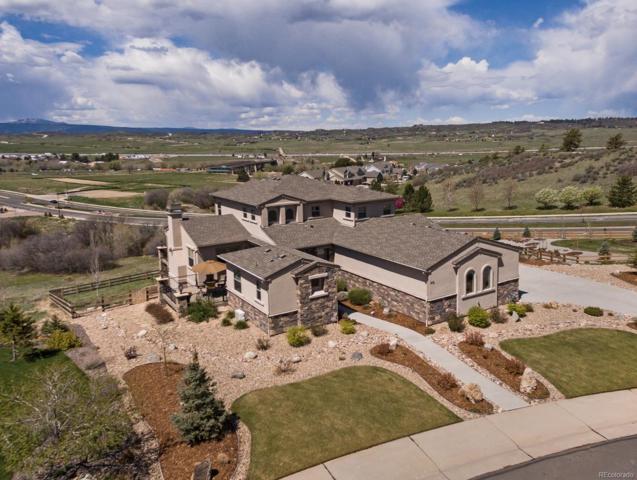 146 Castlemaine Court, Castle Rock, CO 80104 (#1800353) :: House Hunters Colorado