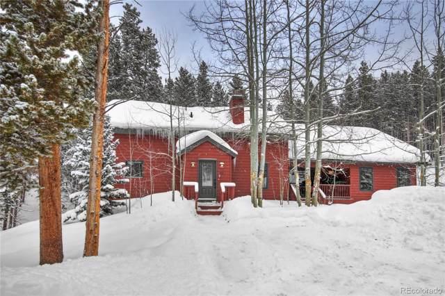 140 Monte Cristo Drive, Breckenridge, CO 80424 (#1800611) :: Berkshire Hathaway Elevated Living Real Estate