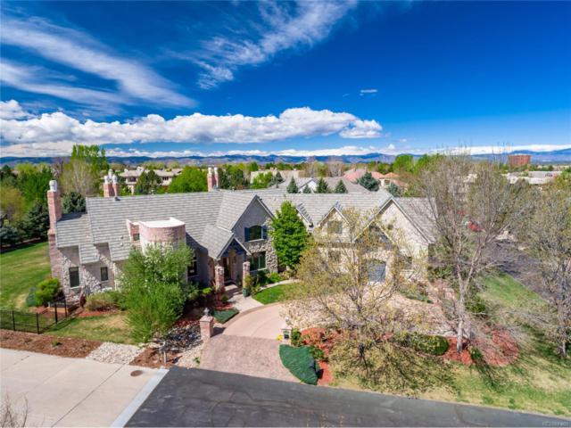 4 Redhawk Run, Cherry Hills Village, CO 80113 (MLS #1800723) :: 8z Real Estate