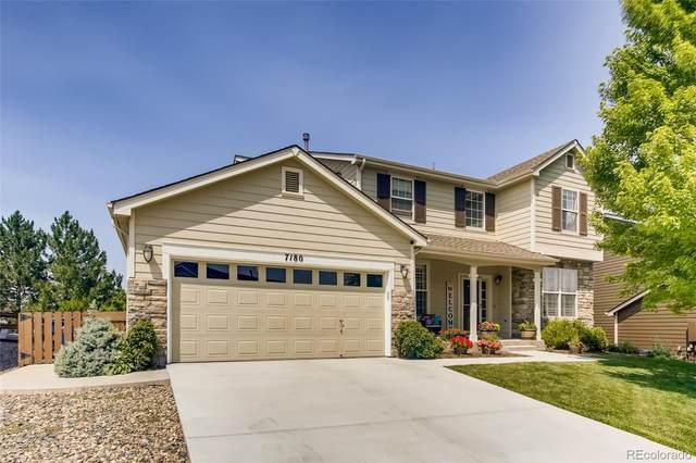 7180 Cerney Circle, Castle Pines, CO 80108 (#1800860) :: Venterra Real Estate LLC