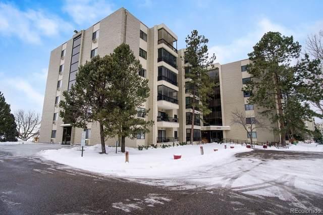 13902 E Marina Drive #402, Aurora, CO 80014 (#1800890) :: HomePopper