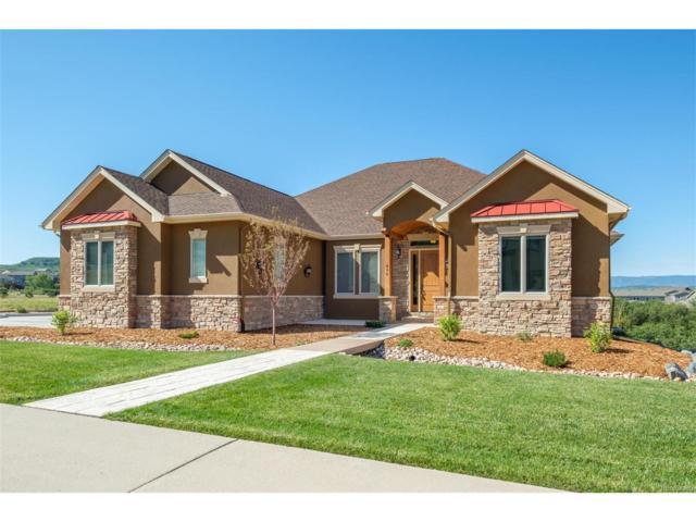 290 Castlemaine Court, Castle Rock, CO 80104 (MLS #1800986) :: 8z Real Estate
