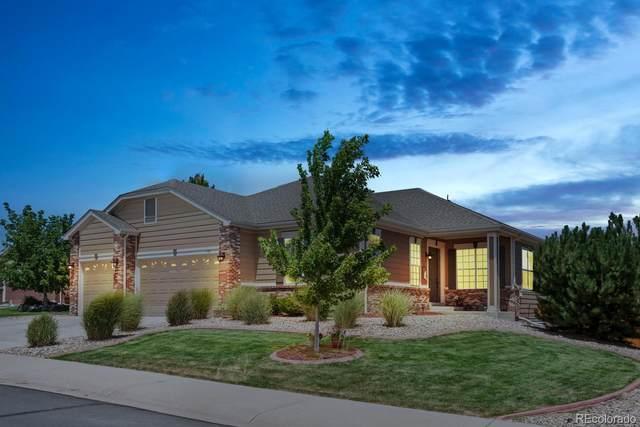795 Xenon Lane, Castle Rock, CO 80108 (MLS #1801051) :: Kittle Real Estate