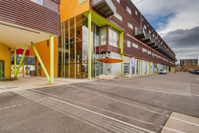 3457 Ringsby Court #341, Denver, CO 80216 (MLS #1801159) :: Kittle Real Estate