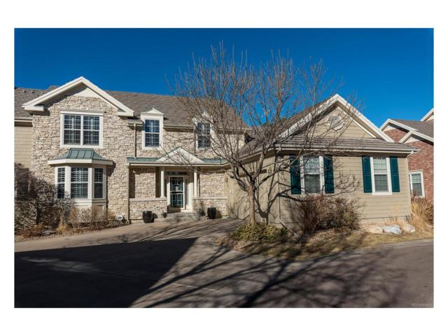 4545 S Monaco Street #446, Denver, CO 80237 (MLS #1801251) :: 8z Real Estate
