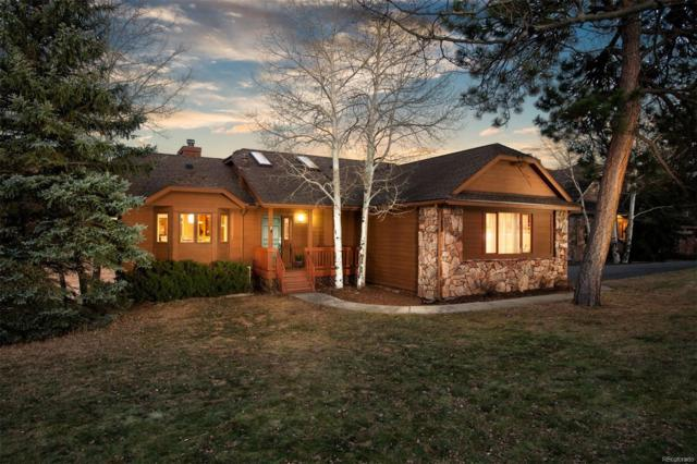 31647 Broadmoor Drive, Evergreen, CO 80439 (#1801284) :: Sellstate Realty Pros