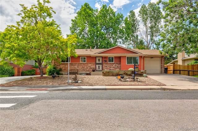 2851 S Newland Street, Denver, CO 80227 (MLS #1801662) :: 8z Real Estate