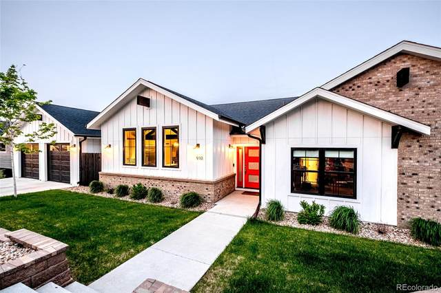 910 S Coors Drive, Lakewood, CO 80228 (#1802063) :: The DeGrood Team