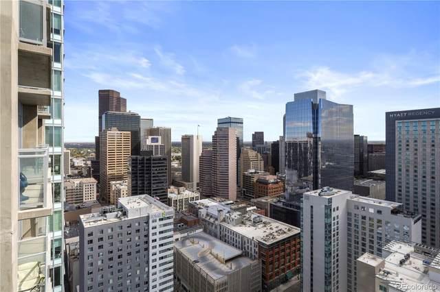 891 14th Street #3314, Denver, CO 80202 (#1802082) :: Relevate | Denver