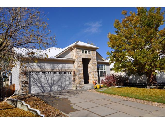 11321 S Lost Creek Circle, Parker, CO 80138 (MLS #1802413) :: 8z Real Estate