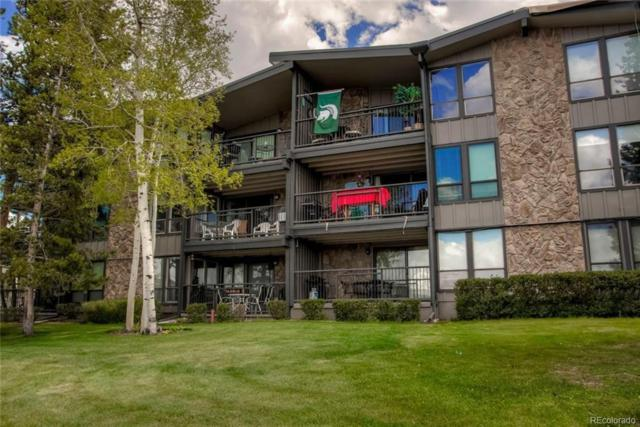 140 E La Bonte Street #304, Dillon, CO 80435 (#1802433) :: The Healey Group