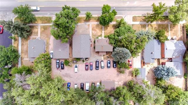 802-814 W Laurel Street, Fort Collins, CO 80521 (MLS #1802514) :: 8z Real Estate