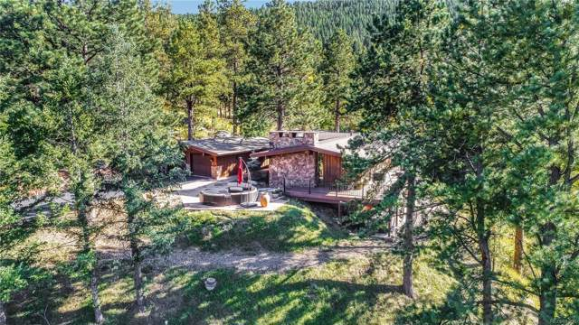 4260 S Meadow Brook Lane, Evergreen, CO 80439 (MLS #1802765) :: 8z Real Estate