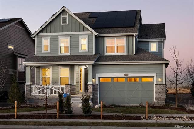 13274 E 109th Avenue, Commerce City, CO 80022 (#1802805) :: Venterra Real Estate LLC
