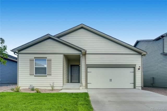 409 Depot Avenue, Keenesburg, CO 80643 (MLS #1802840) :: 8z Real Estate