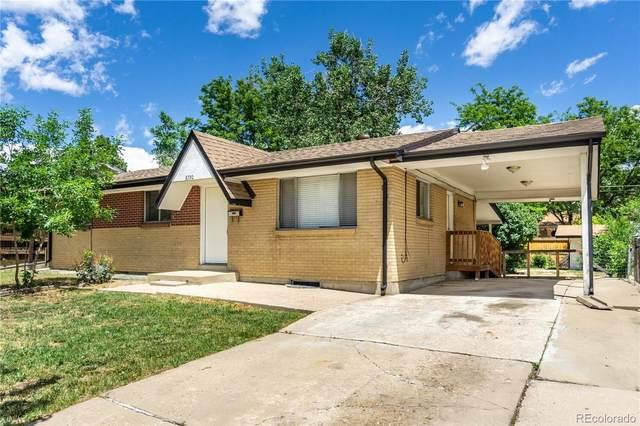 8750 Oakwood Street, Westminster, CO 80031 (MLS #1802935) :: 8z Real Estate