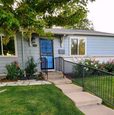 4033 S Uravan Street, Aurora, CO 80013 (MLS #1803133) :: 8z Real Estate