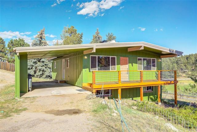 29186 Pine Road, Evergreen, CO 80439 (#1803220) :: The Peak Properties Group