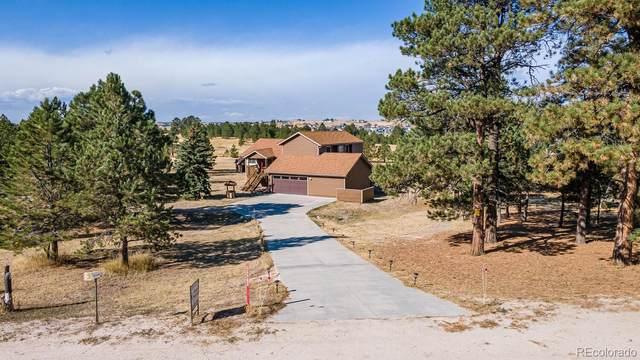 33469 Meadow Lane, Elizabeth, CO 80107 (#1803401) :: HomeSmart