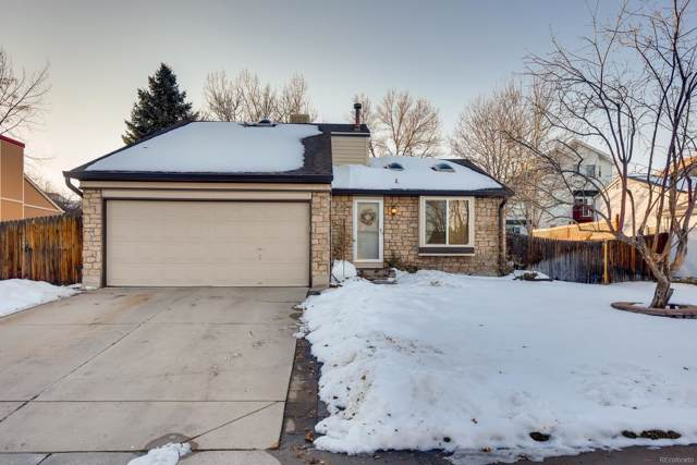 6243 S Owens Court, Littleton, CO 80127 (#1803513) :: The DeGrood Team