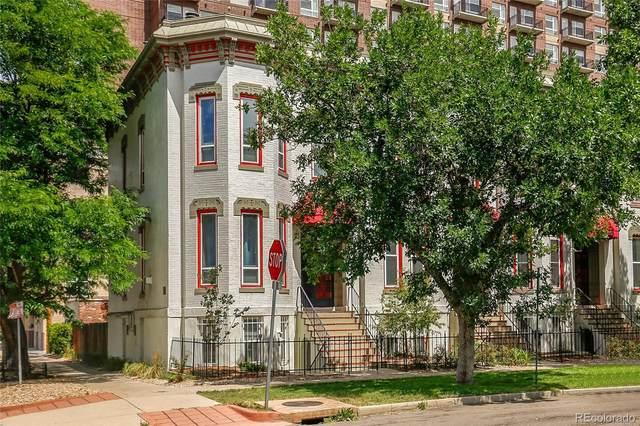 2201 Glenarm Place, Denver, CO 80205 (MLS #1803975) :: 8z Real Estate