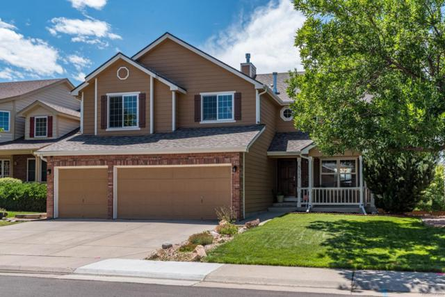 5111 S Olathe Circle, Centennial, CO 80015 (#1803993) :: The Tamborra Team