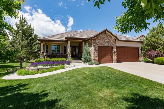 6876 Vista Lodge Loop, Castle Pines, CO 80108 (#1804117) :: Mile High Luxury Real Estate