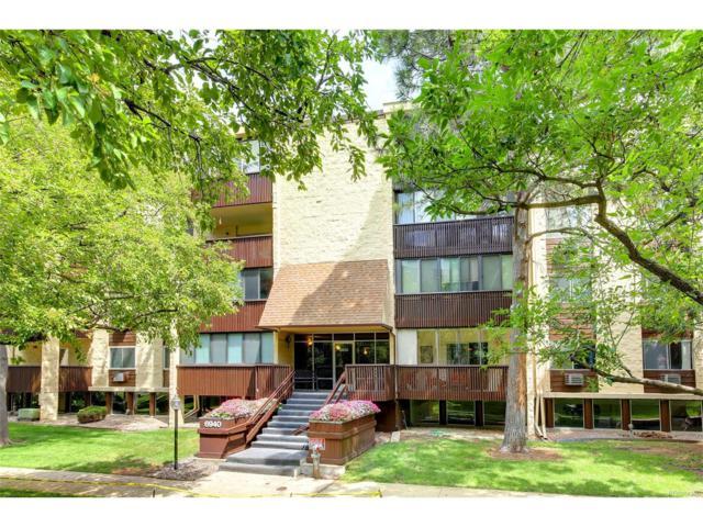 6940 E Girard Avenue #210, Denver, CO 80224 (MLS #1804424) :: 8z Real Estate