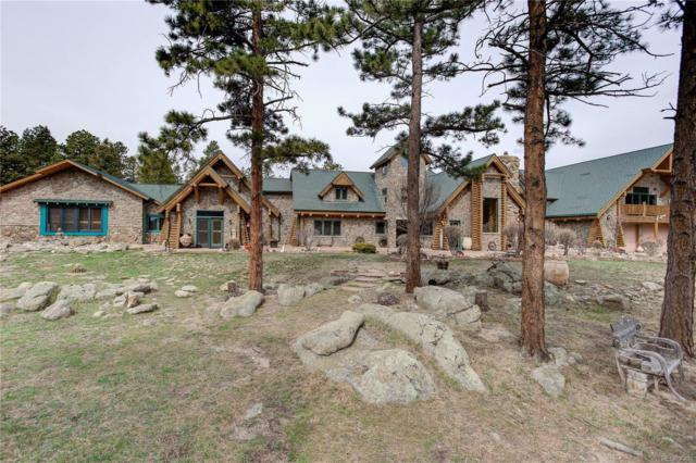1260 Twin Sisters Road, Nederland, CO 80466 (#1804435) :: Wisdom Real Estate