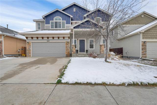 6125 Rocking Chair Lane, Colorado Springs, CO 80925 (#1804916) :: The Scott Futa Home Team