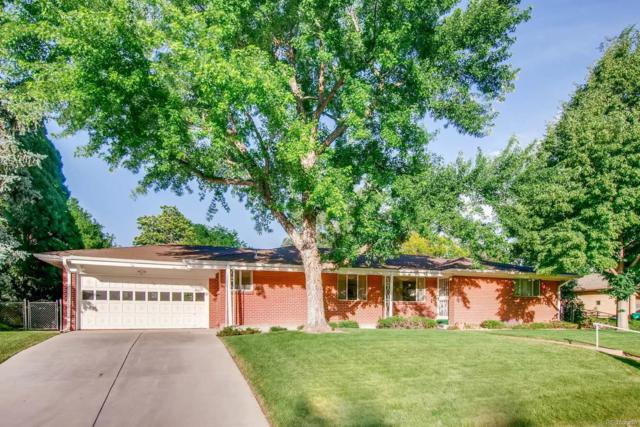 2460 S Holly Place, Denver, CO 80222 (#1805018) :: Structure CO Group